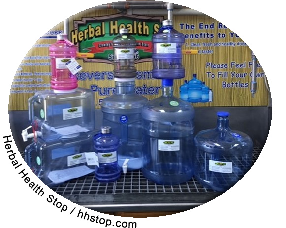 Reverse Osmosis Water / www.hhstop.com